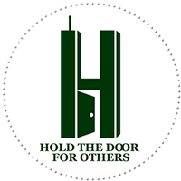 Hold The Door Logo